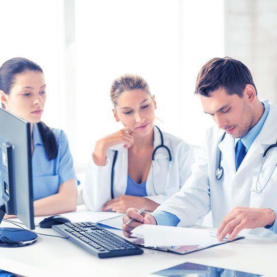 recrutez du personnel médical