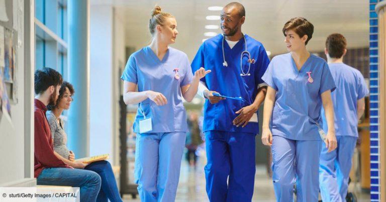 revalorisation salaire infirmier