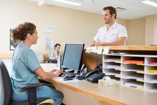 Secrétaire médical-medical rh